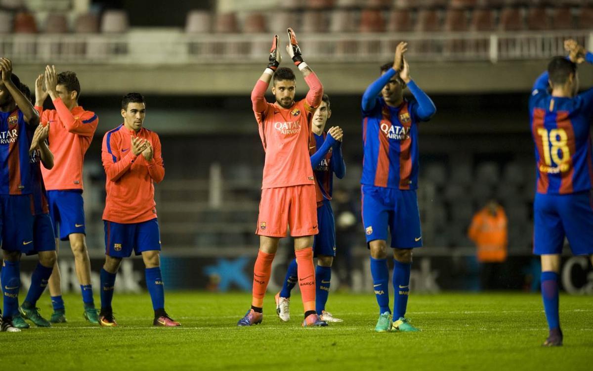 FC Barcelona B 2-0 CE Sabadell: Back to winning ways