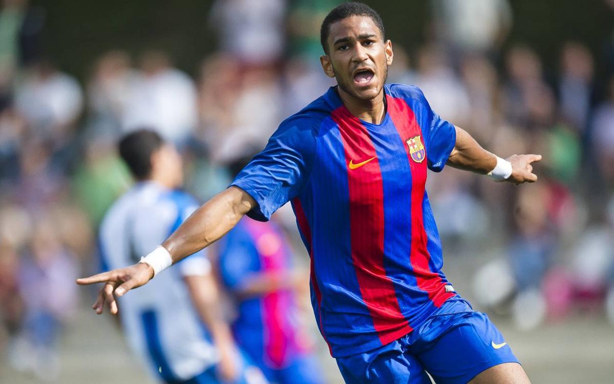 Top 5 des plus beaux buts de la Masia (8-9 octobre 2016)