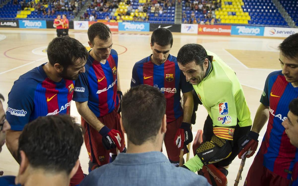FC Barcelona Lassa – Recam Làser Caldes: Que el ritme no s'aturi
