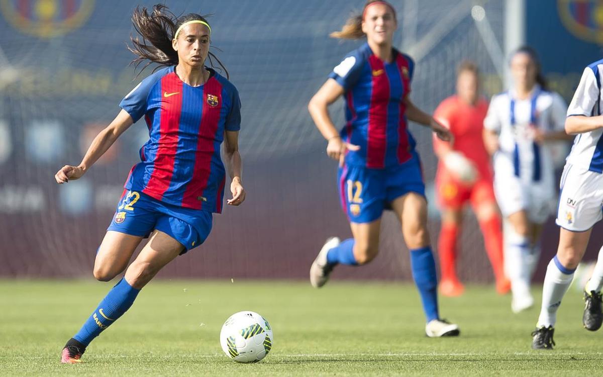 Rayo Vallecano – FCB Femení (prèvia): Prova d'esforç