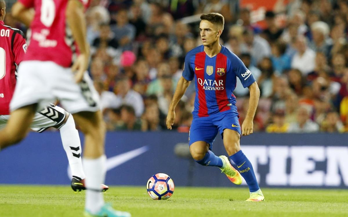 Denis Suárez: We must quickly pick ourselves up