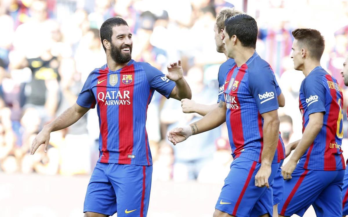 Octavo debut consecutivo con victoria en la Liga del FC Barcelona