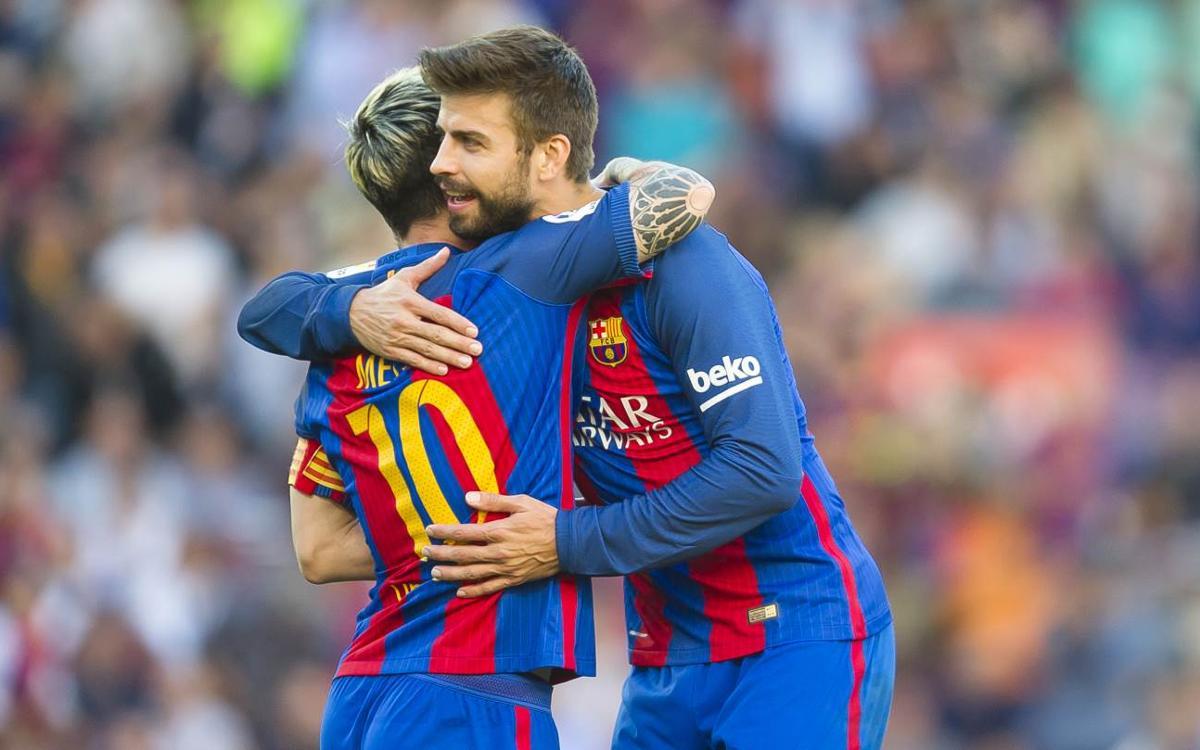 El Barça-Málaga, el sábado 19 de noviembre a las 16.15 horas