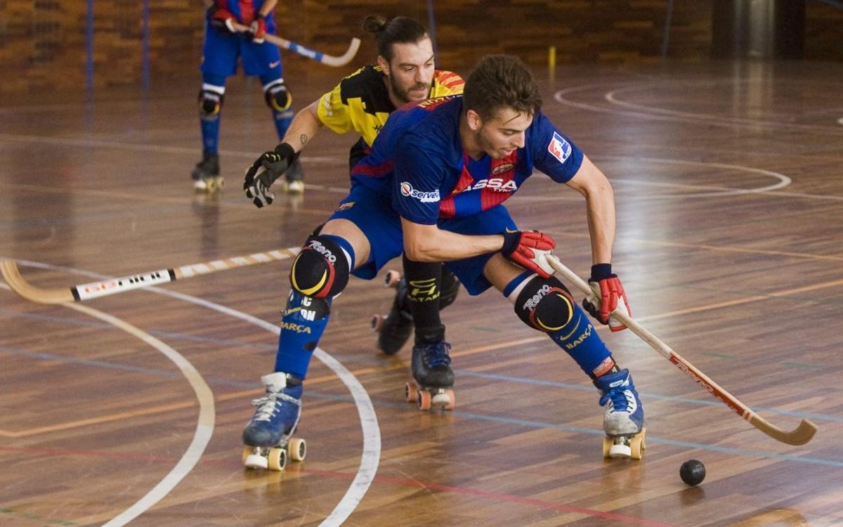 El Barça Lassa B suma un punto en el primer partido en Llars Mundet