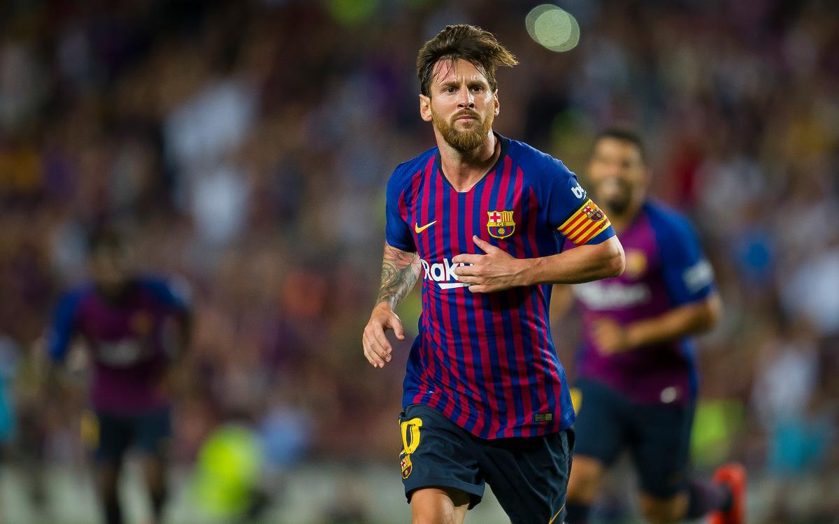 FC Barcelona 3-0 Deportivo Alavés: Flying start