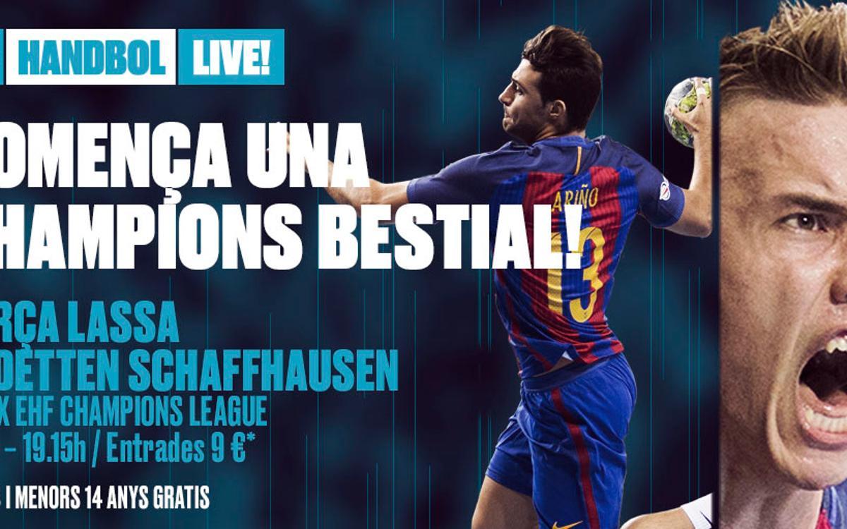 Pascual: 'Cap partit de Champions és fàcil'