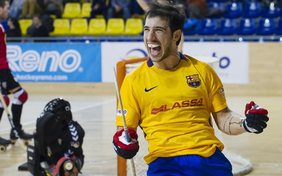 CE Vendrell – FC Barcelona Lassa: Comença el repte 28