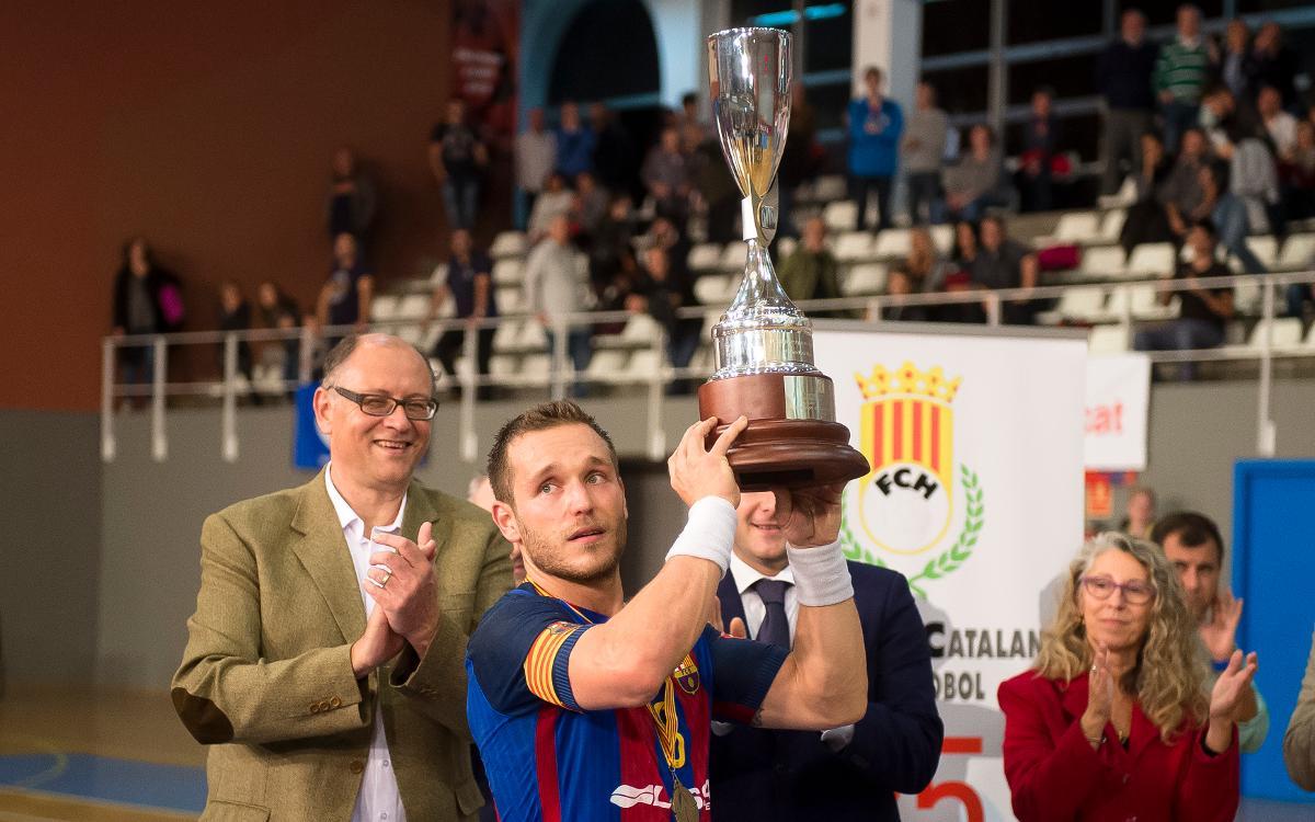 La Supercopa de Catalunya retorna a Barcelona