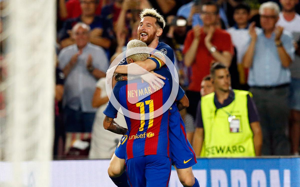 [LIGA DE CAMPEONES] El resumen del FC Barcelona - Celtic