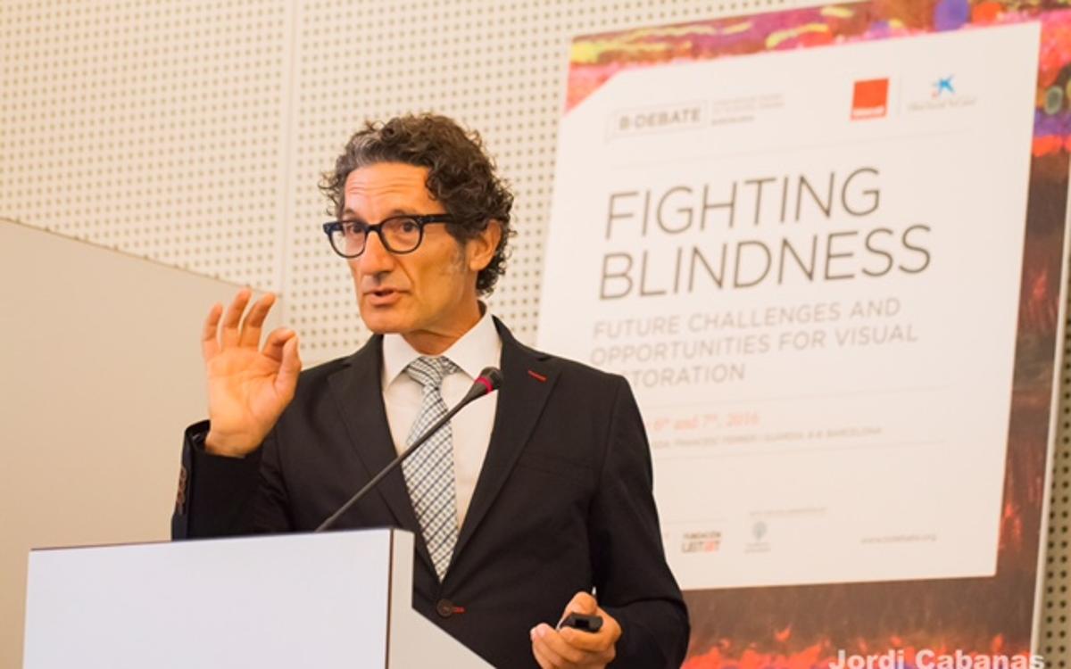 Jordi Monés lidera el encuentro internacional de investigadores para la lucha contra la ceguera