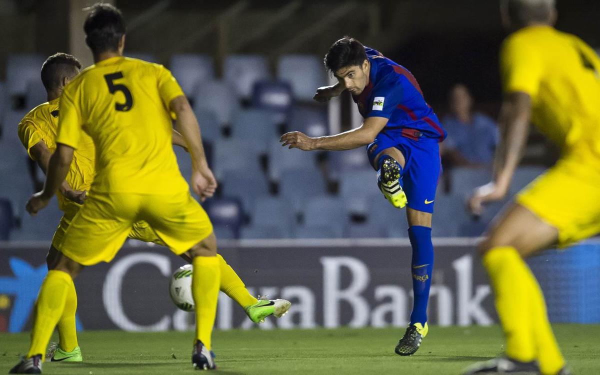 EN DIRECTO: Barça B - Vila-real B