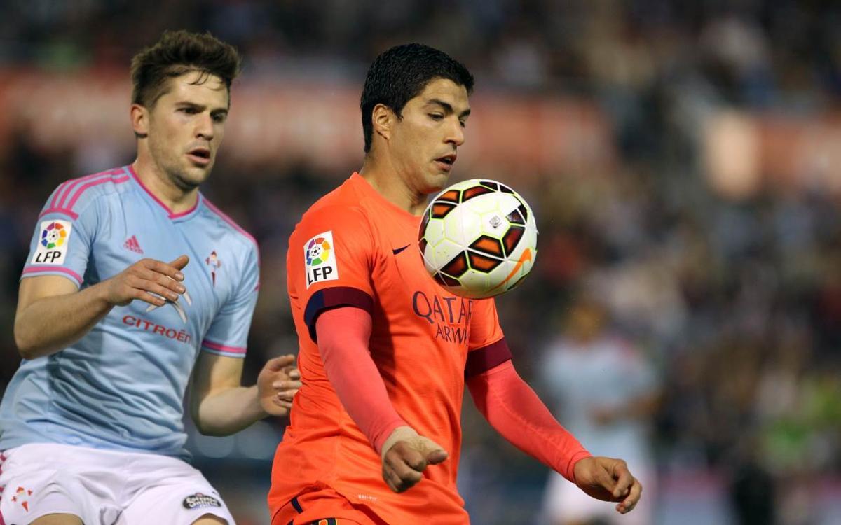 Celta's Andreu Fontàs confident of beating FC Barcelona