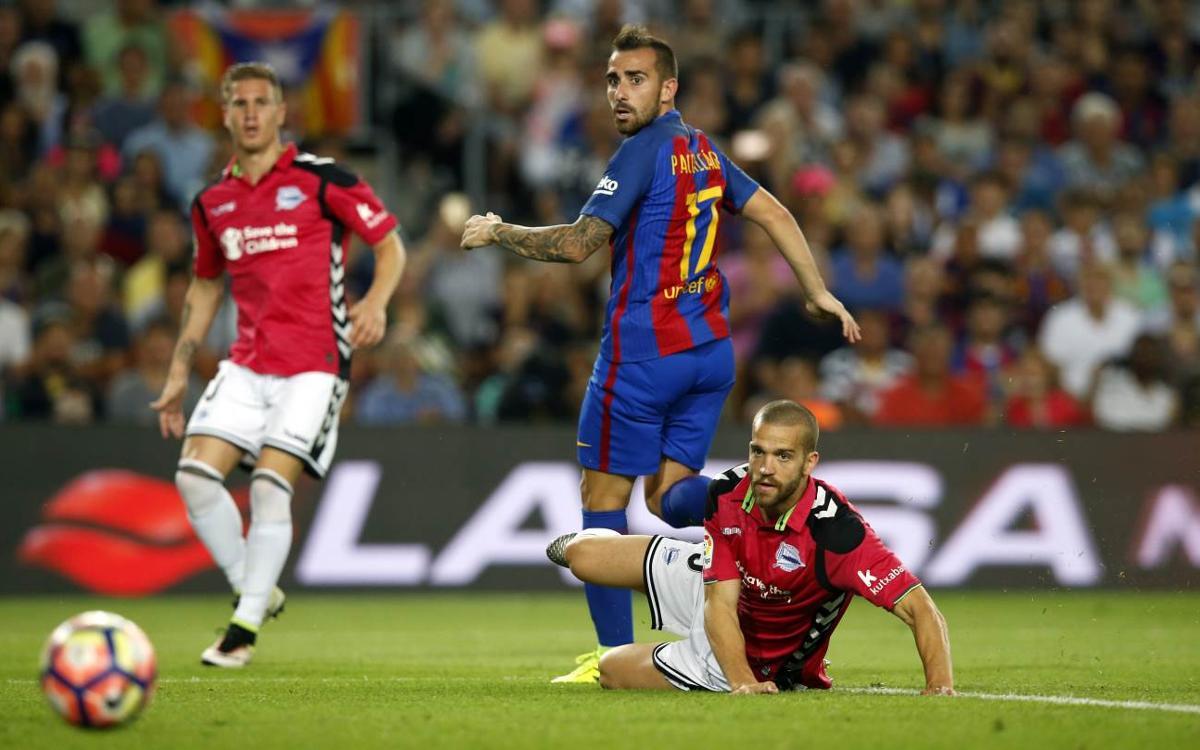 FC Barcelone - Alaves : Défaite inattendue avant le retour de la Ligue des Champions (1-2)