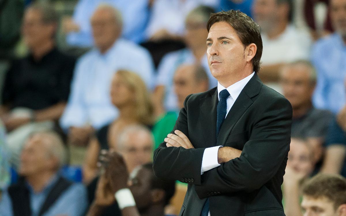 Xavi Pascual, nou entrenador del Panathinaikos