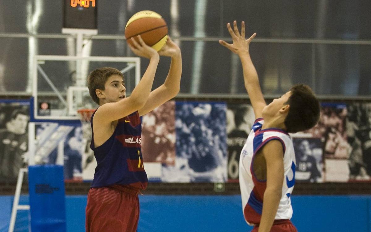 Setmana de triomfs en el bàsquet formatiu