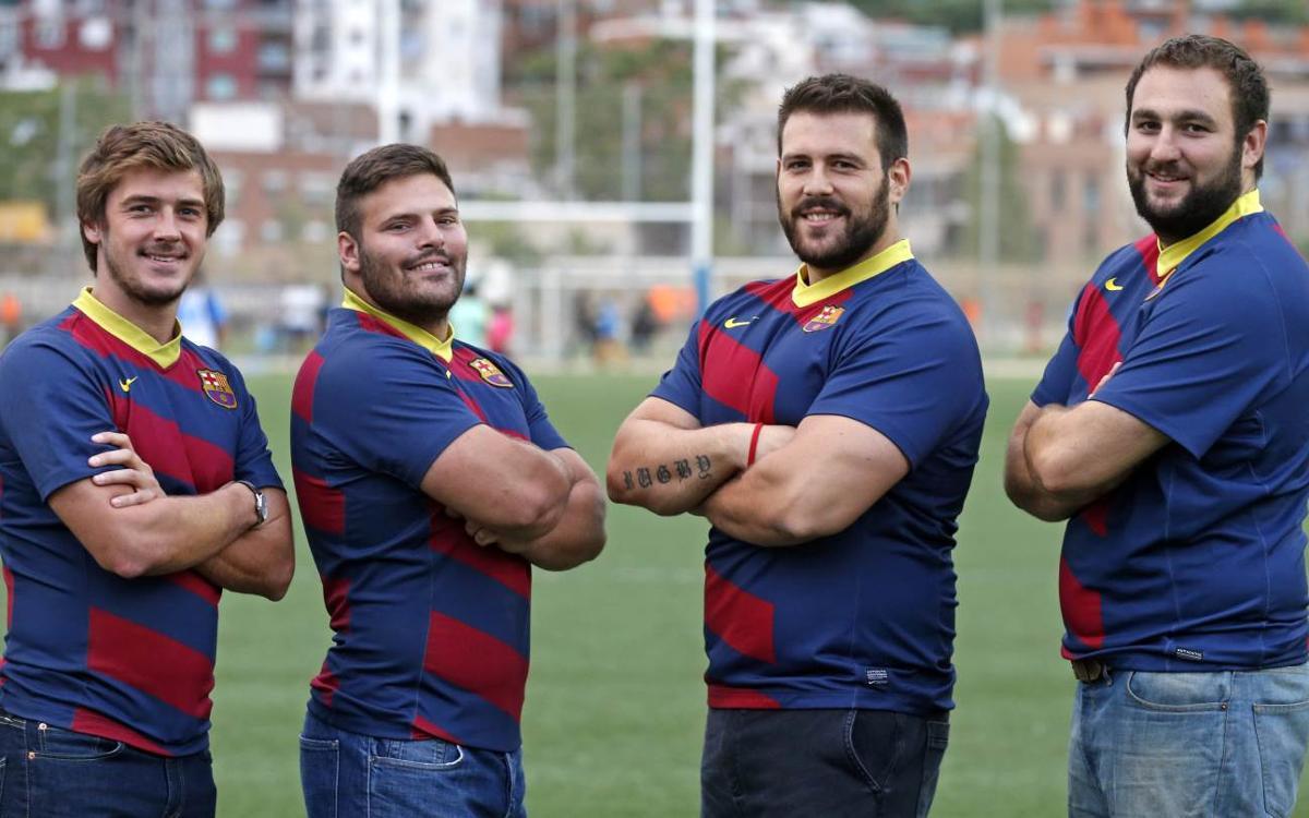 La temporada de rugbi comença amb un derbi català