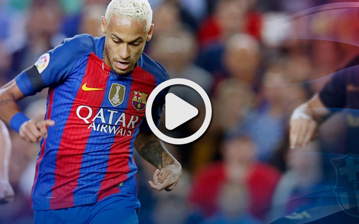 [LLIGA] El resum del FC Barcelona - Atlètic de Madrid