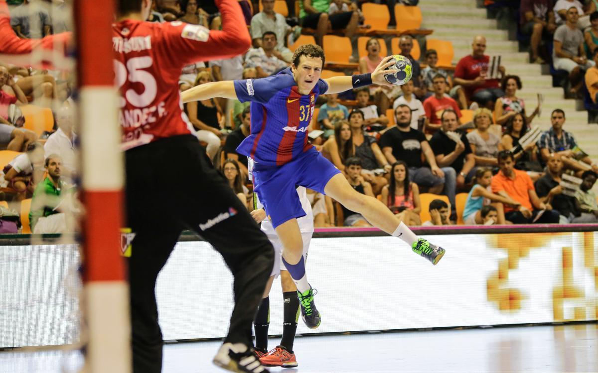 Un derbi per començar la Lliga al Palau Blaugrana