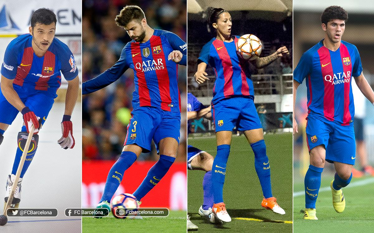 L'agenda del FC Barcelona per a un cap de setmana ple de futbol