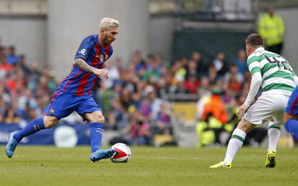 [PRETEMPORADA] El resumen del Celtic FC - FC Barcelona