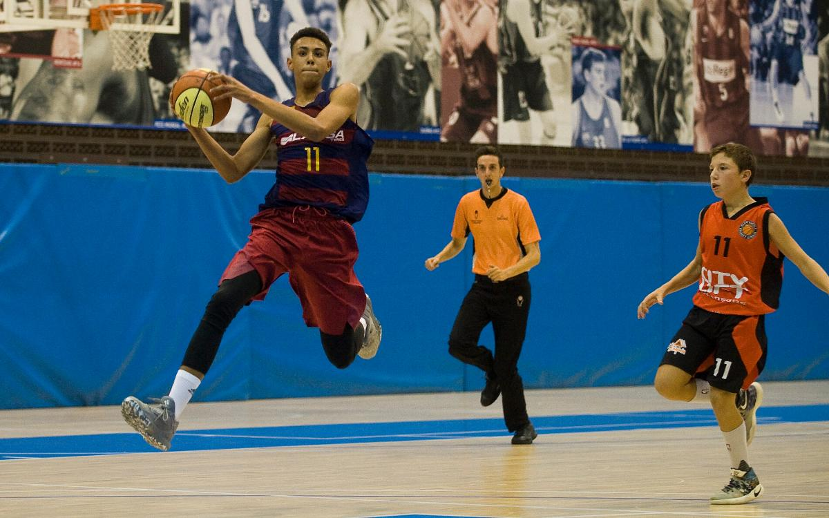El Junior y el Cadete A, imparables en el baloncesto formativo