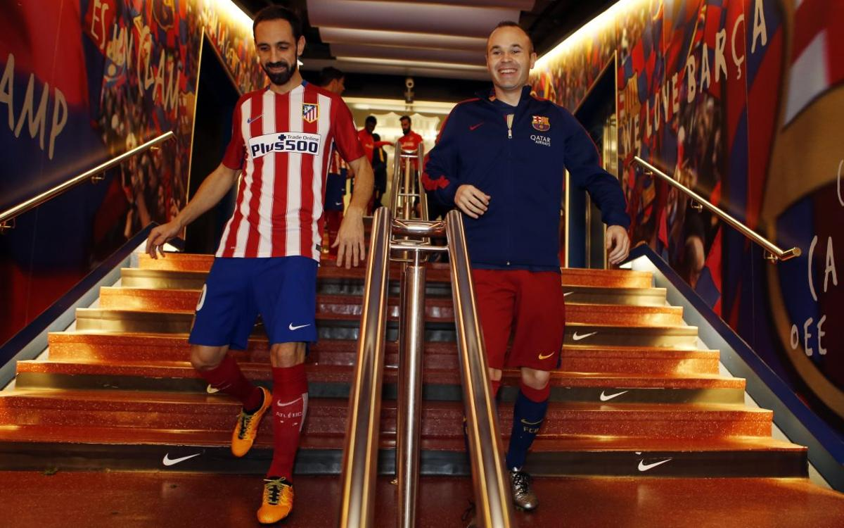 FC Barcelona v Atlético Madrid: Something's gotta give