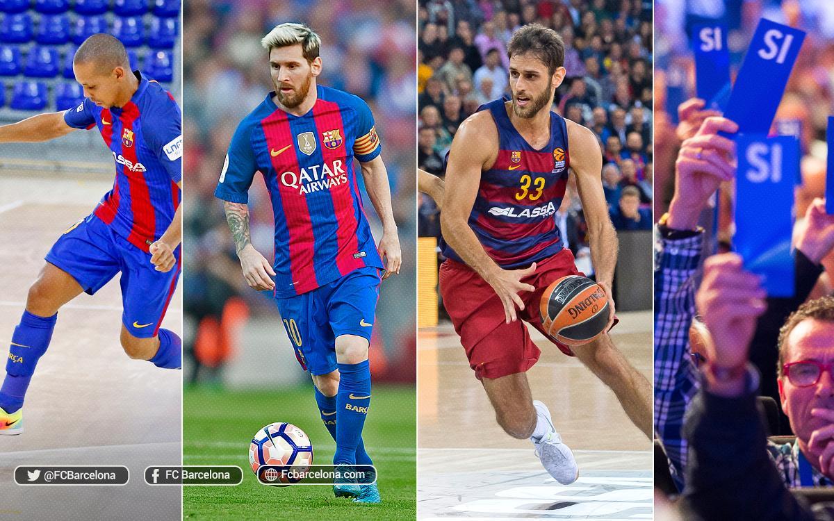 Lo que no te puedes perder del fin de semana del FC Barcelona
