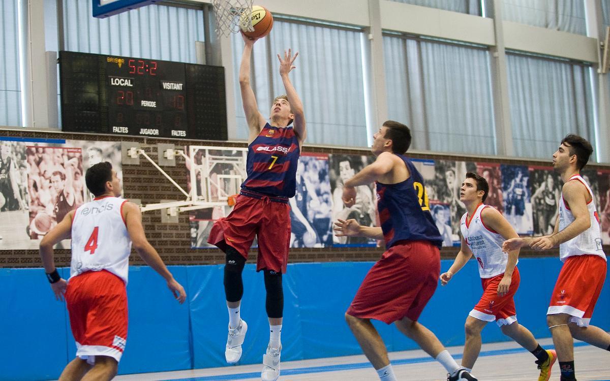 Segunda semana consecutiva con pleno de victorias en el baloncesto formativo