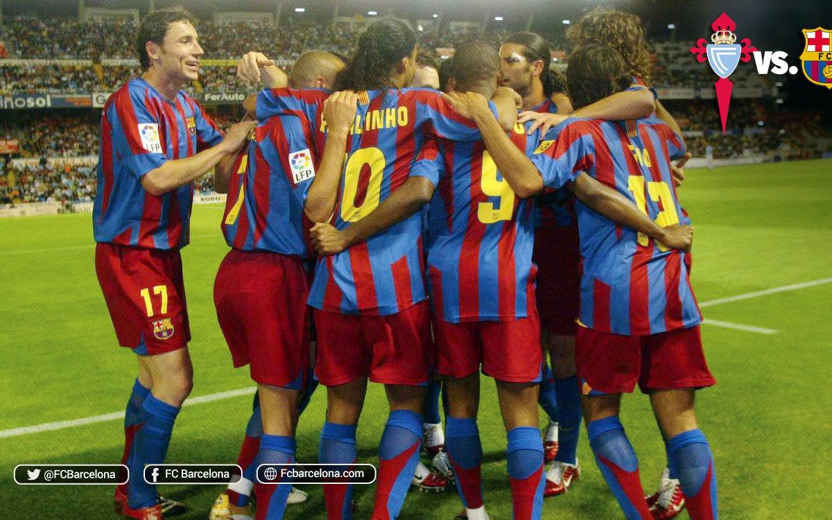 Una década de la Liga en Vigo