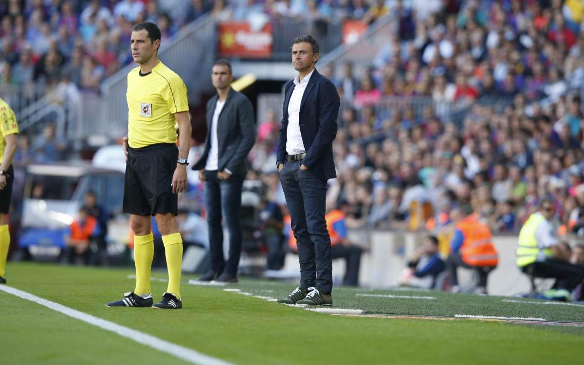 Luis Enrique: It all went to plan
