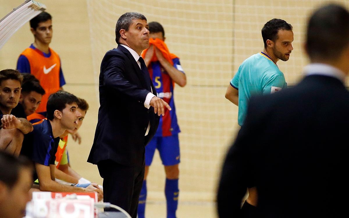 Valioso empate del filial en Valdepeñas (3-3)