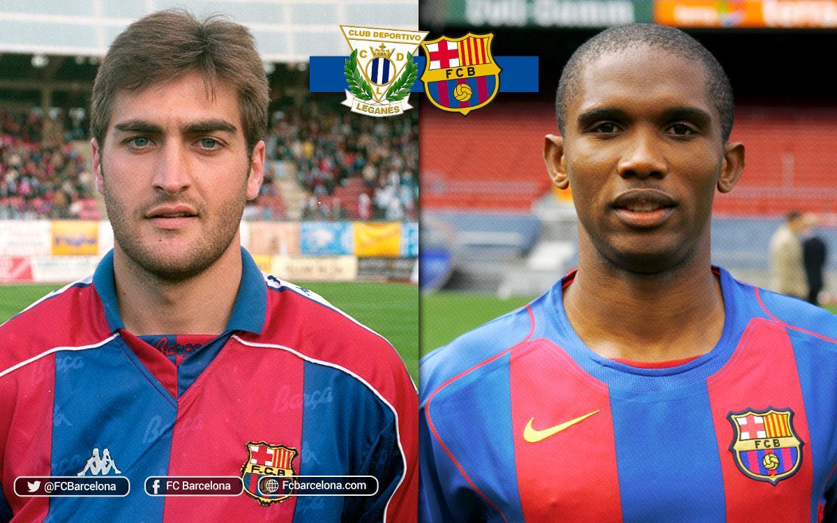 José Mari i Eto'o, la relació entre el Leganés i el FC Barcelona