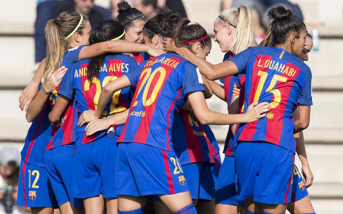 FC Minsk – FC Barcelona Femení (prèvia): Motius per il·lusionar-se