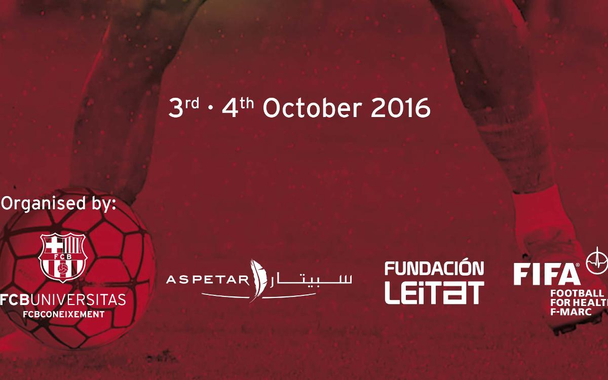 8th MuscleTech Network at Camp Nou on October 3 and 4