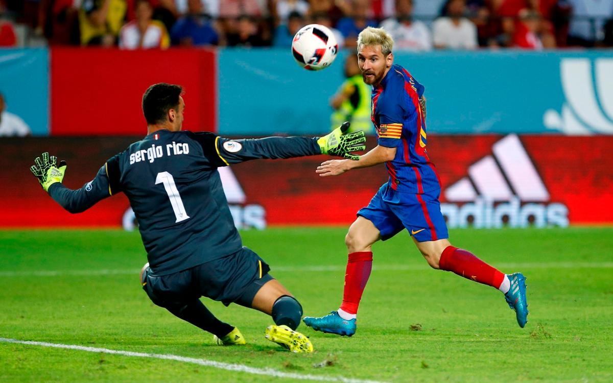 El Barça consigue más entradas para el partido de Sevilla