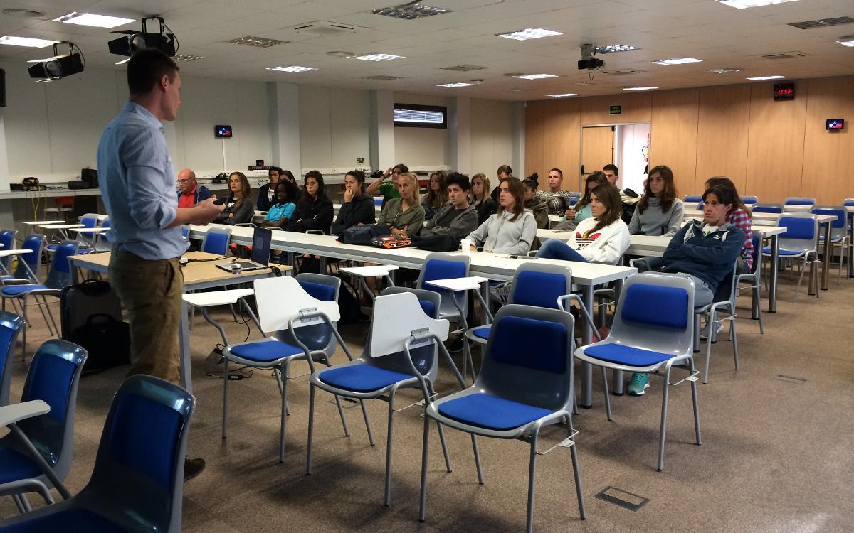 Los cursos de Integridad vuelven a la Ciudad Deportiva