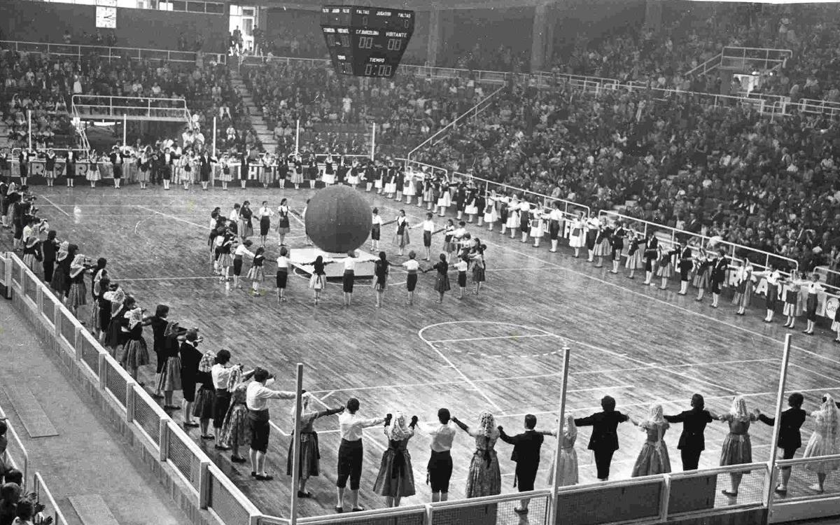 45 años de la inauguración del Palau