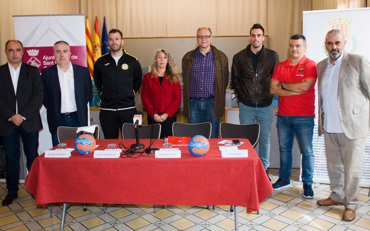 Presentada la final de la Supercopa de Catalunya