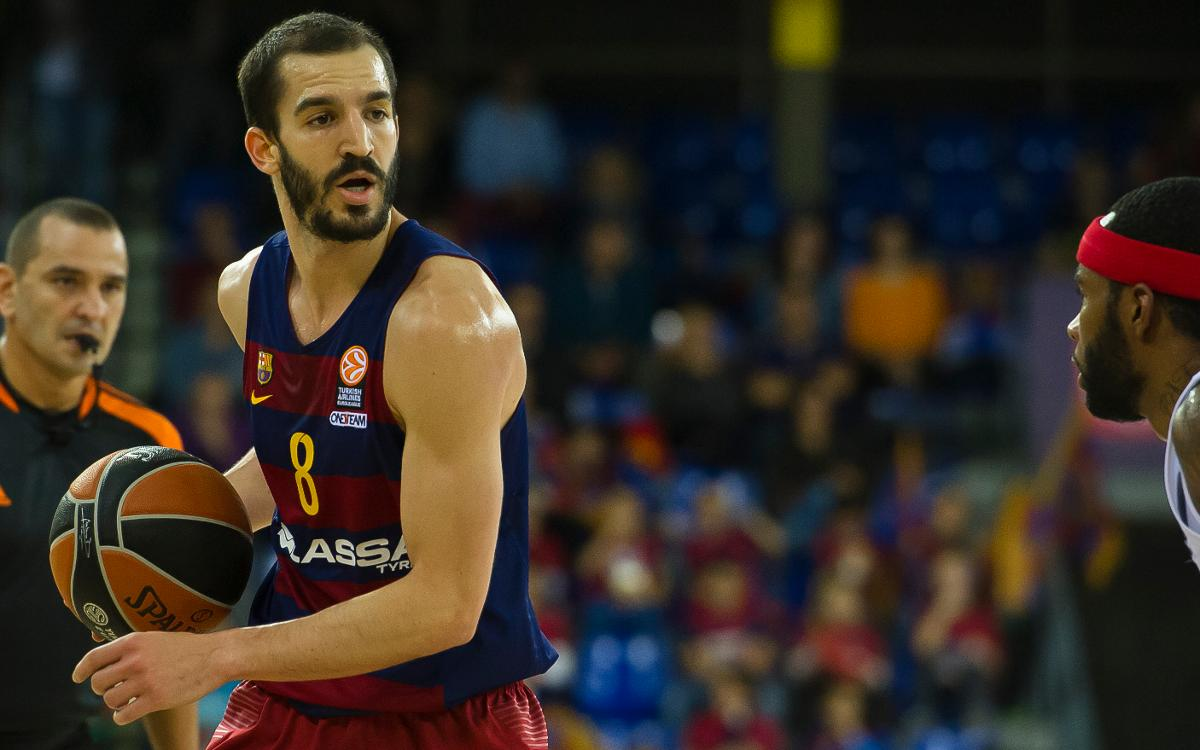 Pau Ribas has completely ruptured his achilles tendon