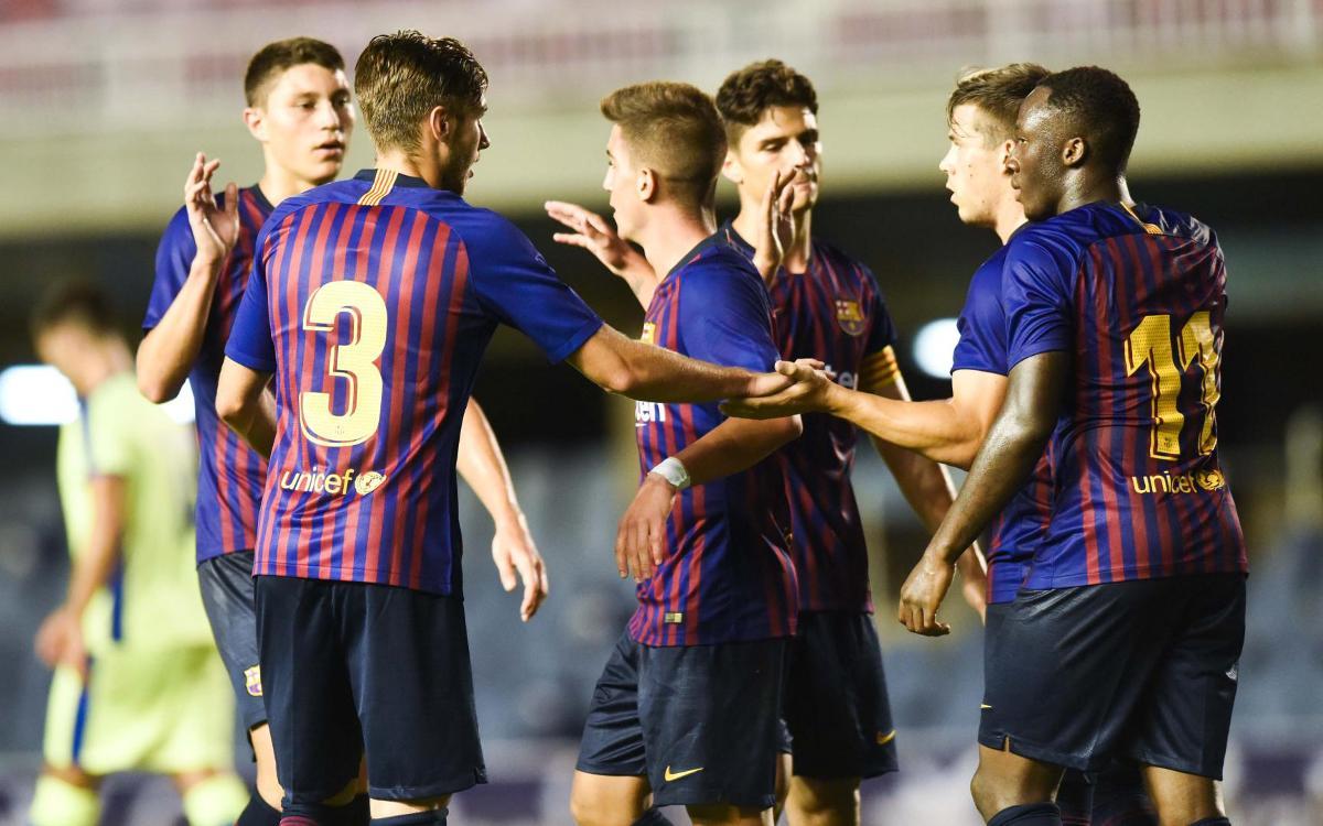 Operativa de recollida d'entrades per al Barça B – Cornellà