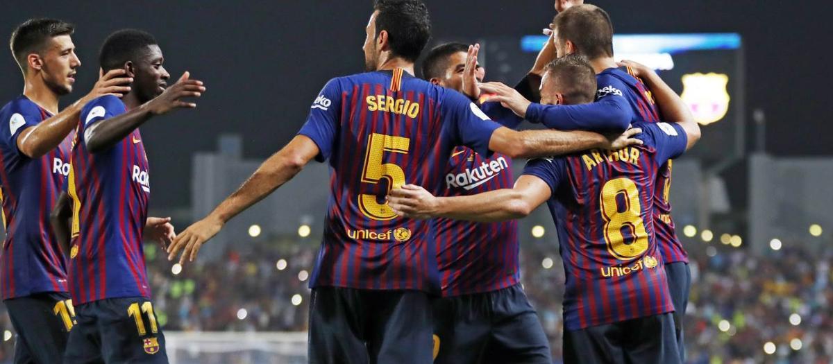 Sevilla FC - FC Barcelona (1-2)