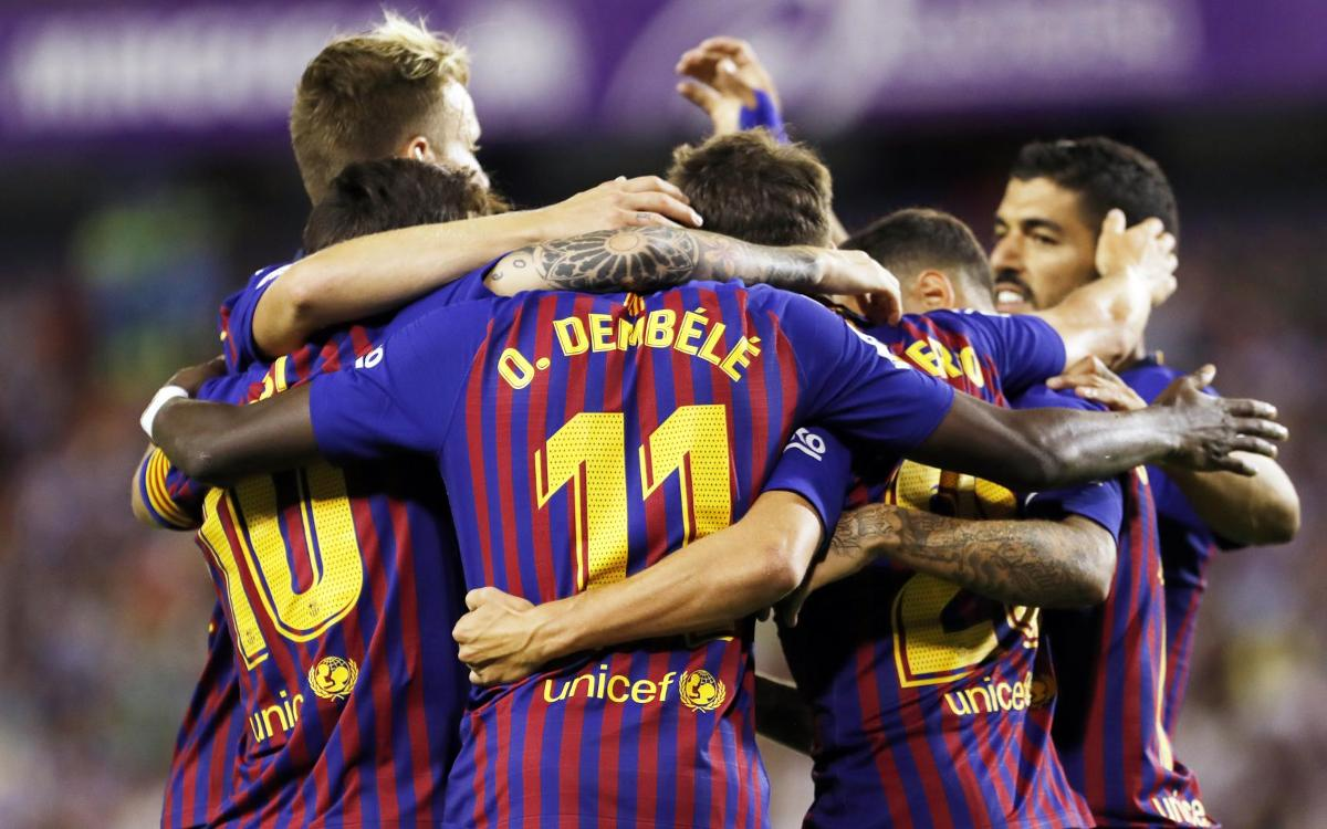HIGHLIGHTS: Valladolid vs FC Barcelona