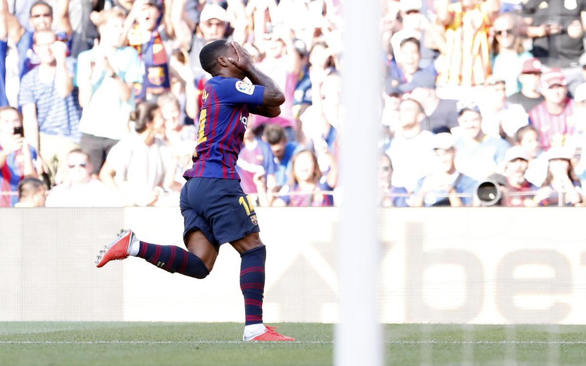 Los estrenos goleadores en el Gamper