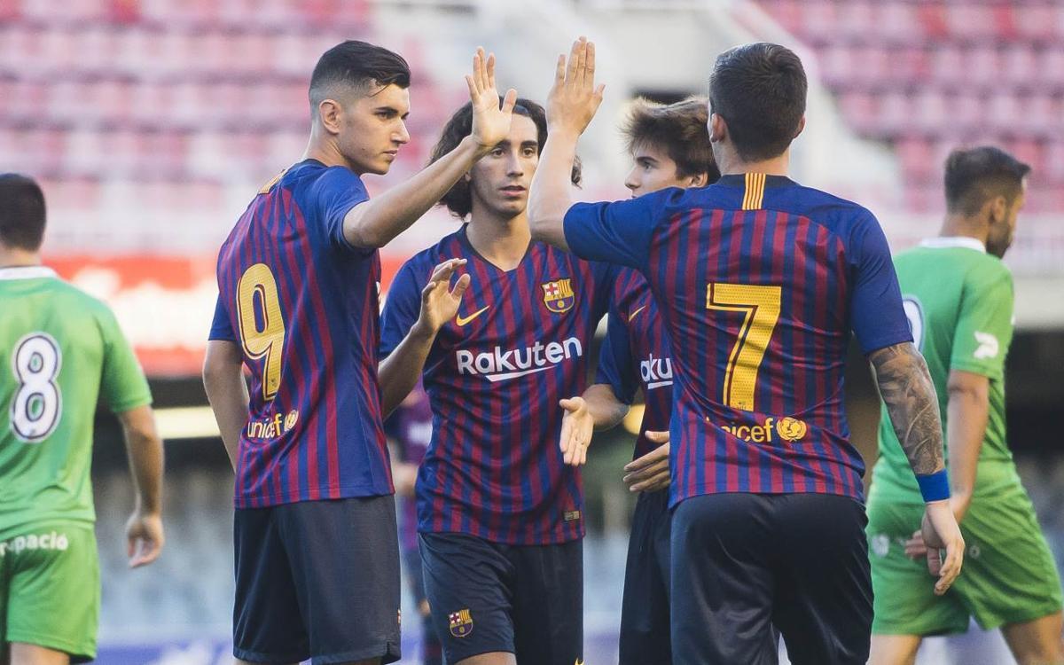 CD Alcoyano - Barça B: Plato fuerte para empezar la Liga