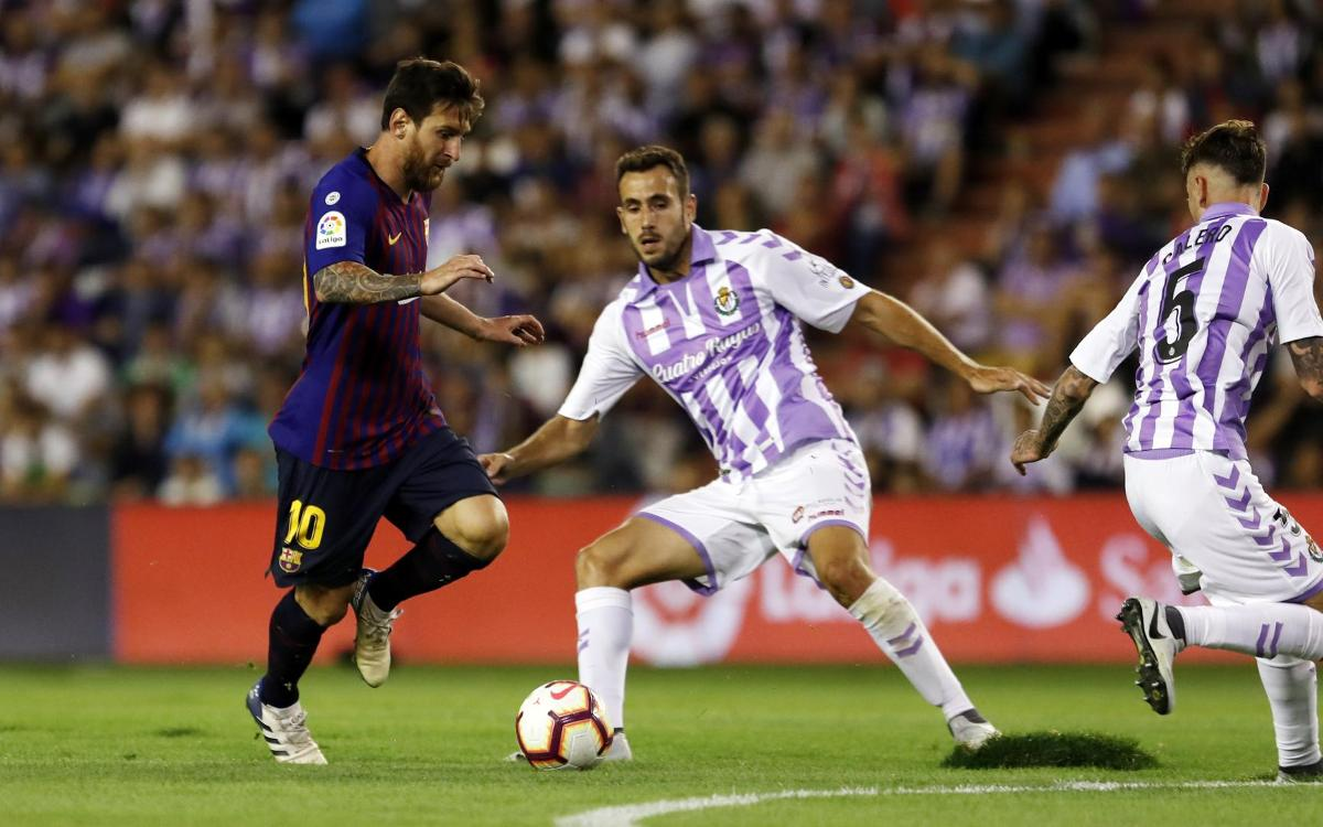 The lowdown on Real Valladolid