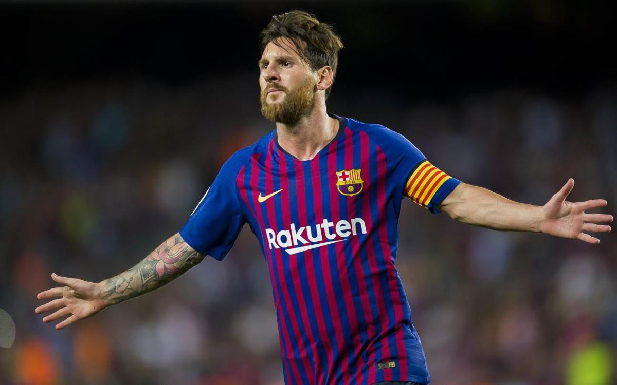 FC Barcelona - Deportivo Alavés: Messi y Coutinho deciden el debut azulgrana en la Liga (3-0)