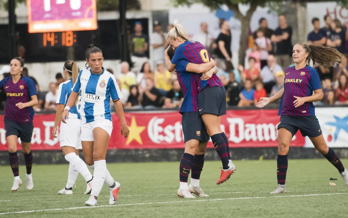 RCD Espanyol - FC Barcelona Femenino (previa): Ahora, el derbi