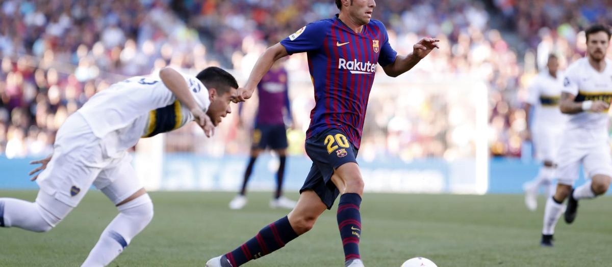 FC Barcelona - Boca Juniors (3-0)