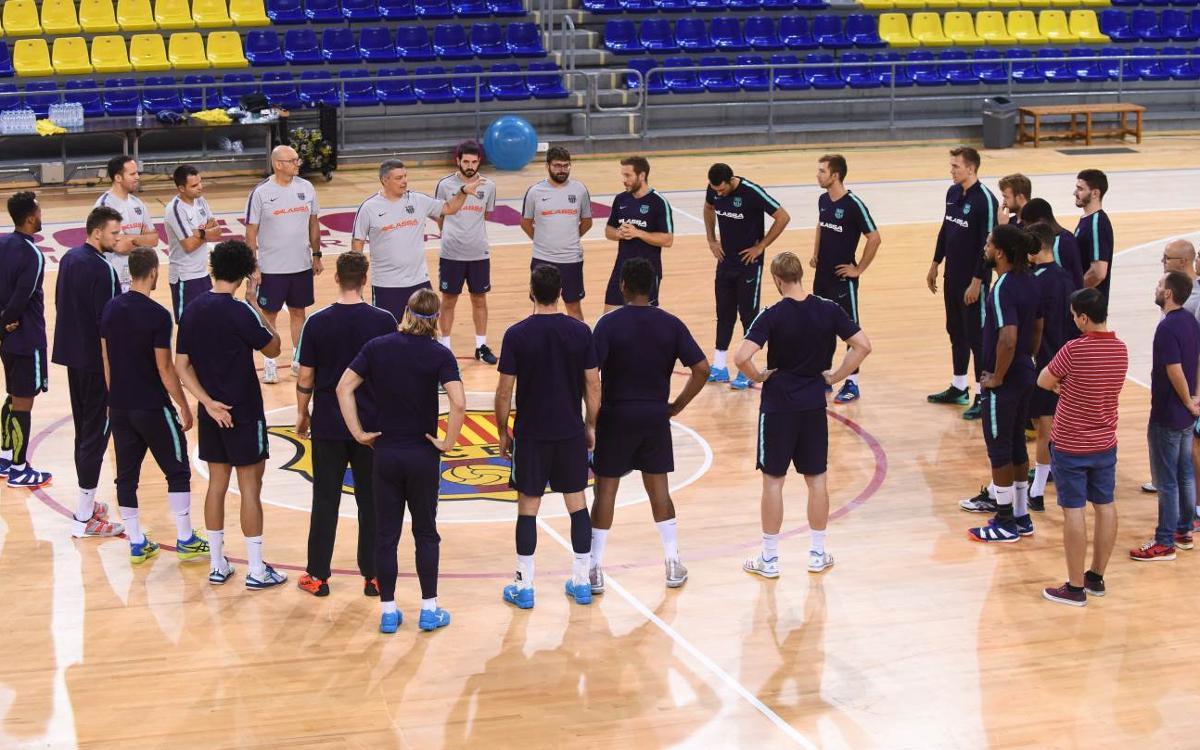 Barça Lassa - Fraikin Granollers: El primer título se decide en un derbi prematuro