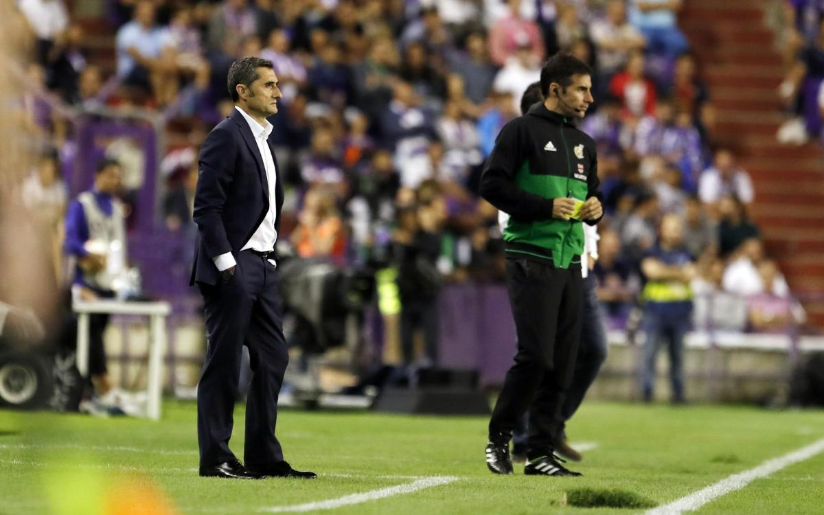 Ernesto Valverde: 'These games give opportunities to win the League'